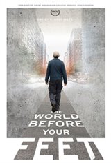 The World Before Your Feet Large Poster