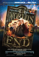 The World's End Movie Poster Movie Poster