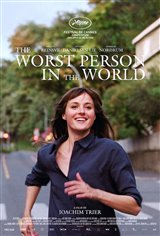 The Worst Person in the World Affiche de film