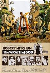 The Wrath of God Affiche de film