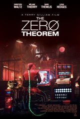 The Zero Theorem Movie Poster Movie Poster