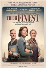 Their Finest (v.o.a.) Affiche de film