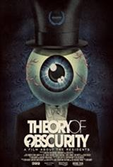 Theory of Obscurity: A Film About the Residents Movie Poster