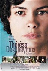 Thérèse Desqueyroux Movie Poster