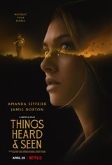 Things Heard & Seen (Netflix) Movie Poster