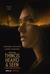 Things Heard & Seen (Netflix) Movie Poster