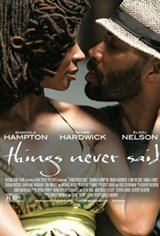 Things Never Said Movie Poster