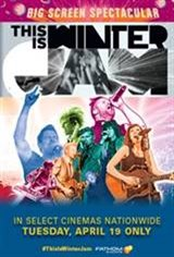 This is Winter Jam Movie Poster