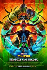 Thor : Ragnarok (v.f.) Movie Poster