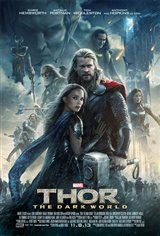 Thor: The Dark World 3D Movie Poster