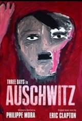 Three Days In Auschwitz Large Poster