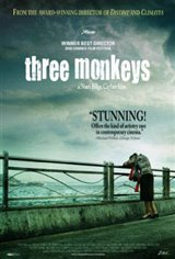 Three Monkeys Large Poster