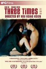 Three Times (2005) Large Poster