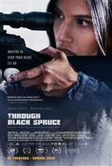 Through Black Spruce Affiche de film
