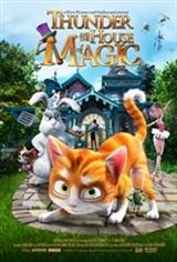 Thunder and the House of Magic Movie Poster