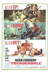 Thunderball Movie Poster Movie Poster