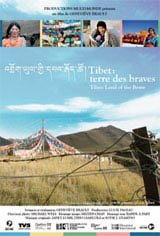 Tibet: Land of the Brave Movie Poster