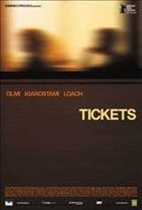 Tickets Movie Poster