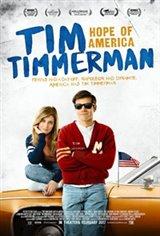 Tim Timmerman, Hope of America Movie Poster
