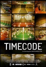 Timecode Movie Poster