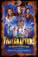 Timecrafters: The Treasure of Pirate's Cove Large Poster