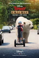 Timmy Failure: Mistakes Were Made (Disney+) Affiche de film