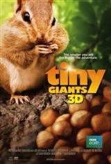 Tiny Giants 3D Movie Poster