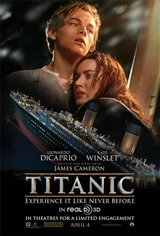 Titanic: An IMAX 3D Experience Movie Poster