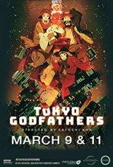 Tokyo Godfathers (2020 Restoration) Large Poster