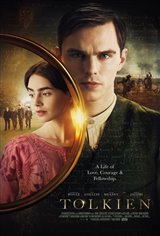Tolkien Movie Poster Movie Poster