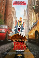 Tom & Jerry (v.f.) Movie Poster