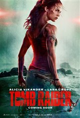 Tomb Raider Movie Poster