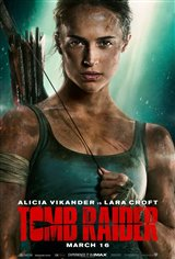 Tomb Raider Affiche de film