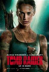 Tomb Raider (v.f.) Affiche de film