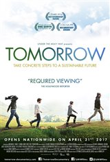 Tomorrow (Demain) Movie Poster