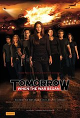 Tomorrow, When the War Began Movie Poster