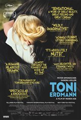 Toni Erdmann Movie Poster Movie Poster