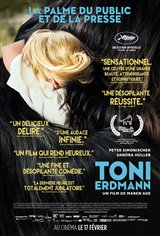 Toni Erdmann (v.o.s.-t.f.) Affiche de film