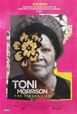 Toni Morrison: The Pieces I Am Movie Poster Movie Poster
