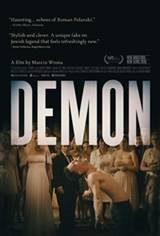 Toronto Jewish Film Festival: Demon Movie Poster