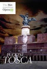 Tosca - Metropolitan Opera Affiche de film