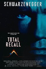 Total Recall (1990) Movie Poster Movie Poster