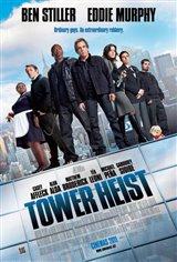 Tower Heist Movie Poster Movie Poster