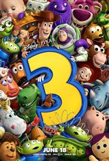 Toy Story 3: An IMAX 3D Experience Movie Poster