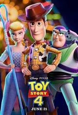 Toy Story 4 movie trailer