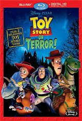 Toy Story of Terror Movie Poster