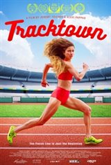 Tracktown Large Poster