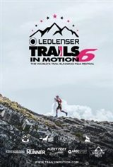Trails in Motion 6 Large Poster