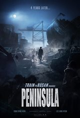 Train to Busan Presents: Peninsula Movie Poster Movie Poster