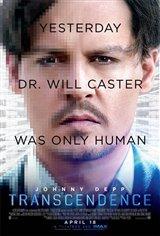 Transcendence Movie Poster